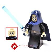 Lego Star Wars - Barriss Offee minifigure from set 75206