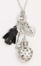 Licensed Star Wars Darth Vader Charm Necklace (BNWT) Torrid