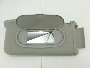 05 - 08 Pontiac G6 Chevy Malibu Left Driver Sun Visor OEM Grey Sunvisor