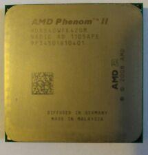 AMD Phenom II X4 840 HDX840WFK42GM 3.2 GHz quad core socket AM3 CPU Propus 95W