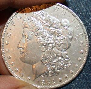 1882 O  Morgan Silver Dollar high grade