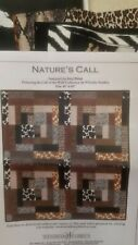 Nature's Call of the Wild Quilt Kit by Windham Fabrics + Backing Fabric