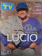 TV Sorrisi e Canzoni n°50 1996 Lucio Dalla Eugenio Finardi Laura Freddi  [D45]