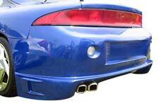 Kbd Body Kits Urethane Blits Rear Bumper Fits Mitsubishi Eclipse & Talon 95-99