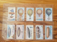Full Set Antique Wills Aviation  Good Condition