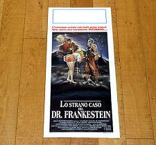 LO STRANO CASO DEL DR FRANKENSTEIN locandina poster General Hospital AG8