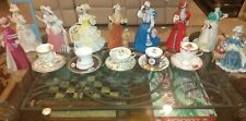 19 Piece Avon Collectible Commemorative Figurines Lot