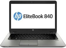 "HP EliteBook 840 G2 Laptop 14"" i7-5600U 2.6GHz 8GB 512GB SSD Windows 10 Pro"
