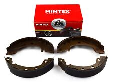 MINTEX REAR AXLE BRAKE SHOE SET FOR RENAULT MEGANE MFR410 (REAL IMAGE OF PART)