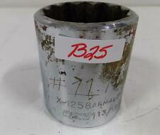 "ARMSTRONG 1 13/16"" ARMALOY SOCKET X-1258"