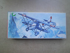 1/50 scale Smer Models   Post WWI  Fiat CR 32 - Chirri  Fighter Plane