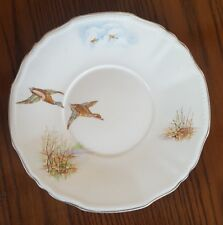 Alfred Meakin Vintage Plate 'Flight' Ducks *Retro Wall Art* Good Condition, 9""
