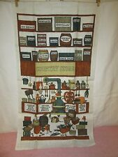 Vintage COUNTRY STORE Linen Towel - NOS