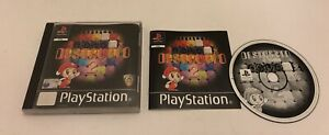 Destructo 2 II Sony Playstation PS1 Complete PAL Black Label Rare Phoenix Games