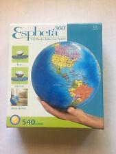 072348973148 Esphera 360 540 Pieces Plastic Spherical Puzzle 12+ Ages New Box