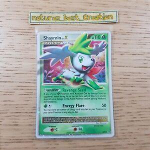 EX Condition Shaymin DP39 Holo/Shiny Pokemon Card, Diamond & Pearl Promo