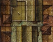 Dungeons & Dragons ROOFTOP LOOKOUT Gamemastery D&D Map Tiles - Rooftops