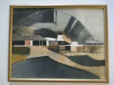 DAVID WADE PAINTING VINTAGE CONTEMPORARY UK LANDSCAPE ABSTRACT EXPRESSIONISM
