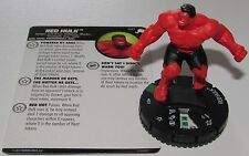 RED HULK 021 The Mighty Thor Marvel Heroclix