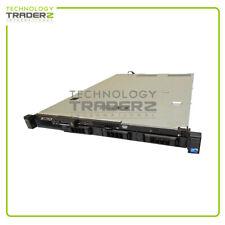 X6VT9 Dell Power Edge R310 Xeon X3430 2.40GHz 4GB PERC H200 Server with 2x PWS