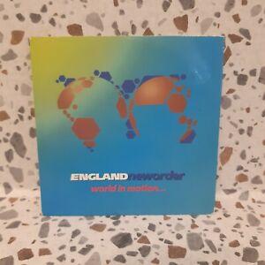 New Order - World In Motion - New Order CD