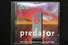 Hot Hits Music Predator 6 - Feeder,Rod Stewart,Moby   (C484