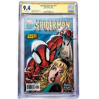 Amazing Spider-Man #511 CGC 9.4 SS Signature Series Mike Deadato Jr Collector