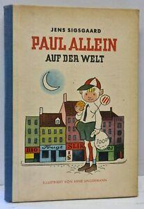 Jens Sigsgaard - Paul allein auf der Welt -  Altberliner Verlag Lucie Groszer