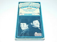 LAUREL AND HARDY: COMEDY CLASSICS VOLUME 2 VHS - USED VHS