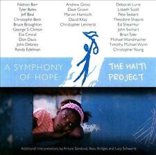 SYMPHONY OF HOPE: THE HAITI PROJECT (NEW CD)