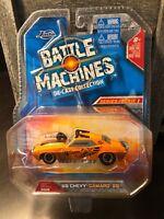 2009 Jada Battle Machines '69 1969 Chevy Chevrolet Camaro SS Diecast 1/64