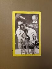 HARRY CONNICK JR CREW PASS FOR 3/27/92 SHOW