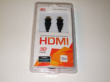Reekin HDMI Kabel 3D FULL HD 3,0 Meter (High Speed with Ethernet)