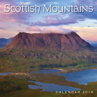 2019 Calendar Scotland Mountains Scottish Diary Planner Brand New Scenic Country