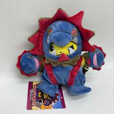 "Pokemon Pretend Hydreigon Cape Pikachu Plush Soft Toy Doll Teddy 9"""