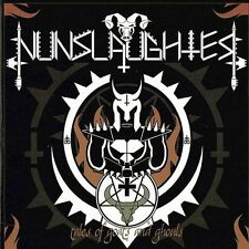 Nunslaughter-Tales of Goats and Ghouls + + CD & DVD + + NEUF!!!