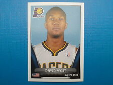 2014-15 Panini NBA Stickers Collection N.112 David West Indiana Pacers