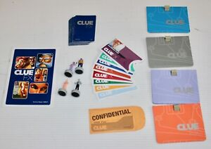 Original Parts for 2003 Electronic Talking CLUE FX game - Your choice $2.99