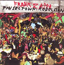 Frank Zappa Tinseltown Rebellion (CD, 1995) RYKO w/ Original Green Tinted Case)