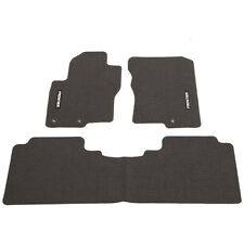 NEW OEM Nissan Frontier Crew Cab & King Cab Carpeted Carpet Charcoal Floor Mats