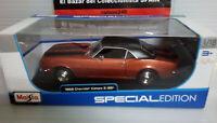 1:18 1968 Chevrolet Camaro Z28 Z 28  - MAISTO - 3L 050