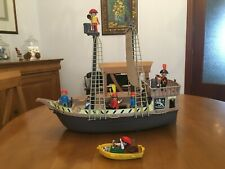 PLAYMOBIL ANTIGUO BARCO PIRATA SETS 3750 3550 3570