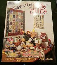 Quilt Pattern Book QUILTING FOR CHRISTMAS BOOK The Patchwork Place Craft Pattern