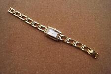 Orologio Donna con Identity London con una serie di diamante reale in faccia al quarzo di lavoro