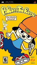 PARAPPA THE RAPPER PSP GAME