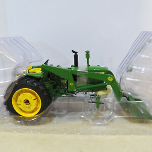 PARTS:Ertl John Deere 3020 Tractor w/#48 Loader #3 Key Precision 1/16 JD-15306-B
