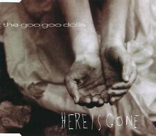 GOO GOO DOLLS - Here Is Gone CD Single (4-Tracks) Sealed w/Cracked Case