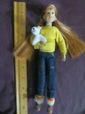 "New ListingLoose Fashion Doll Only Hearts Club ""Lily Rose"" W/ Dog Clothes Shoes Nr"