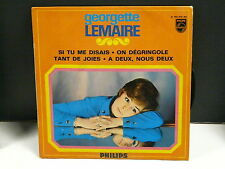 GEORGETTE LEMAIRE Si tu me disais M43416BE