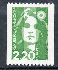 STAMP / TIMBRE FRANCE NEUF N° 2718 ** MARIANNE DU BICENTENAIRE / ROULETTE